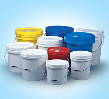 plastic pails, paint & hdpe containers manufacturers mumbai, india